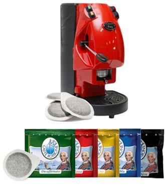Ebay macchina caffe cialde